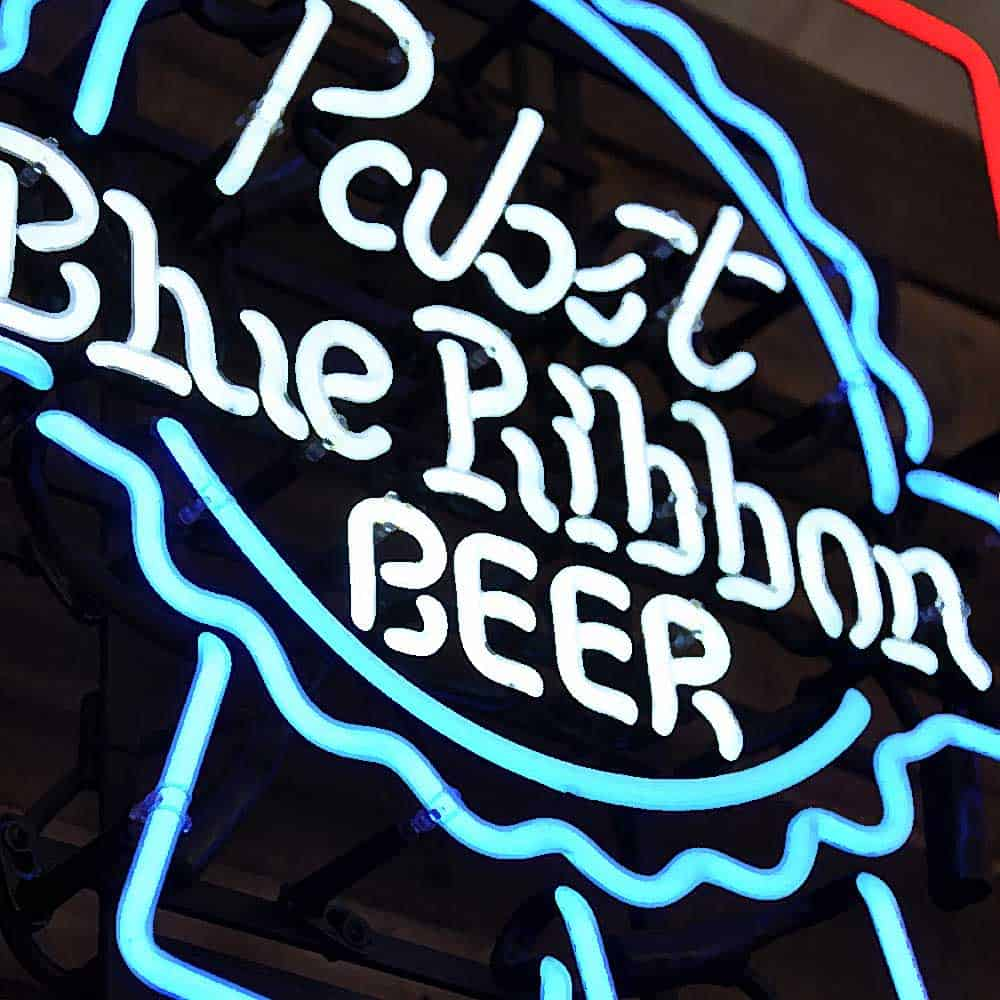 Pabst Blue Ribbon Event Activation